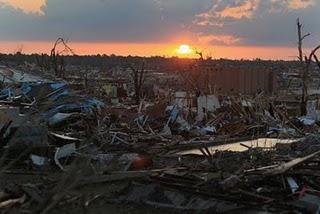 Joplin tornado, month one