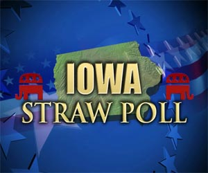 "Iowa Republicans punt on practical, send up the ""sizzle""."