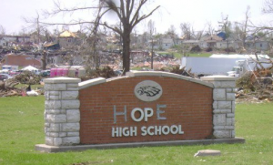 Rebuilding Joplin High School:  Federal strings or Joplin strong?