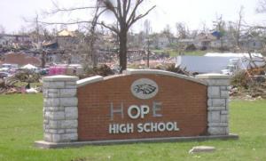 Rebuilding Joplin High School:  Federal strings or Joplin strong?