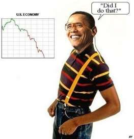 Obama down, America up in latest Gallup poll