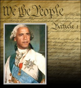 King Obama decrees: Free contraception, abortifacients and sterilizations for all.