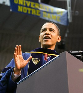 Obama's Joplin Graduation Speech:  Controversy should be no surprise