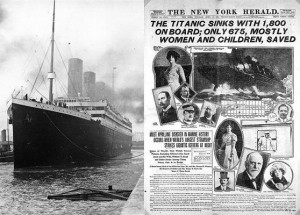 Titanic Disaster Still Teaching a Century Later
