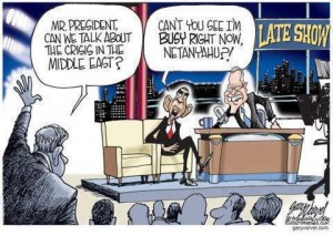 Obama's Letterman appearance a tri-fecta of lies
