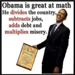 Obama doubles down on division