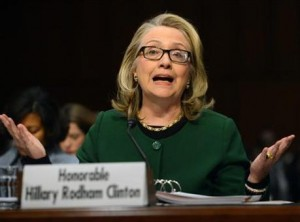 Clinton's Benghazi testimony confirms:  Safire was right, she IS a 'congenital liar'