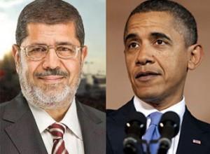 Obama or Morsi — Morsi or Obama?