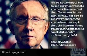 Harry Reid:  The absolutely, positively most un-American Senator