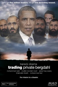 Bowe Bergdahl and a White House unhinged