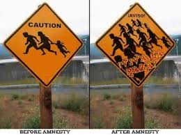 Illegal invasion and Obama's Twighlight Zone border security
