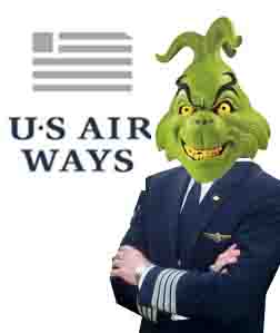 Amid US Airways customer service hell, a kind woman, a good deed