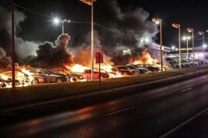 Sharpton, Holder, Obama share blame for Ferguson fires