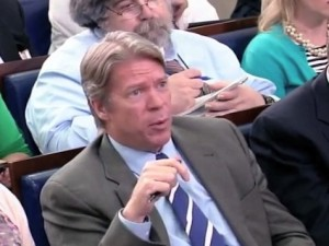 Major Garrett: A reporter the Founders would be proud of
