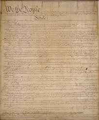 U.S. Constitution: Four pages that changed the world