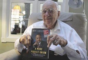 Ben Carson and staff go A.W.O.L. on a World War II vet