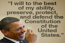 Oath of office supersedes Obama's wants