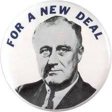 "From FDR's ""New Deal"" to Obama's ""Drowning in Debt"""