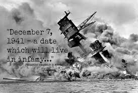 Remember them one, remember them all  Pearl Harbor 2015