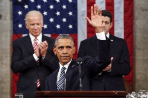Obama's SOTU 2016:  Fanciful facts amid dangerous delusions