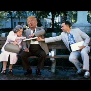 Trump/Gump 2016?