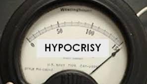 Scalia:  Hypocrisy eclipses history
