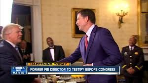 Drama Queen Comey meets King Kong Trump
