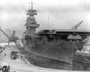 USS Yorktown a testament to American spirit